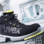 Safety Shoes from Uvex Addressing your Industrial Standards Needs